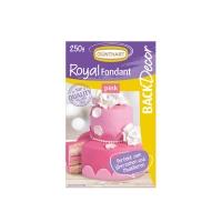8 St. Rollfondant, pink