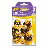 15 St. Schokoladen Happy Faces