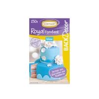 Royal Fondant blau