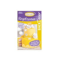 Royal Fondant gelb