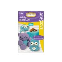 Modellier-Marzipan blau