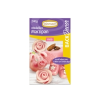 Modellier-Marzipan rosa