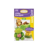 Modellier-Marzipan grün