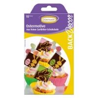 15 Schokoladen Ostermotive