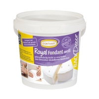 Royal Fondant weiß