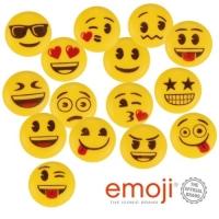 150 St. Zucker-Emoji, gelb, sortiert