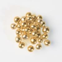 Goldperlen, weicher Kern