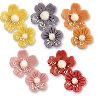 Marzipan Blumen groß & klein
