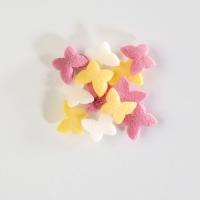 Streudekor, Zucker-Schmetterlinge