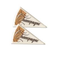 """Spezialitäten-Dekor """"Champagne"""""""