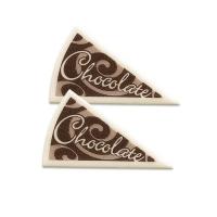 120 St. Spezialitäten-Dekor  Chocolate  aus Dekormasse
