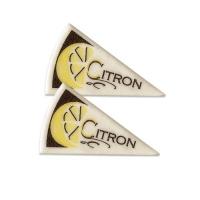 120 St. Spezialitäten-Dekor  Citron  aus Dekormasse