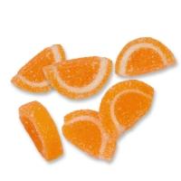 1 Kg. Gelee-Garnierfrüchte  Mandarine-Orange