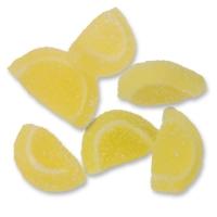 1 St. Gelee-Garnierfrüchte  Zitrone