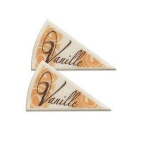 120 St. Spezialitäten-Dekor  Vanille  aus Dekormasse