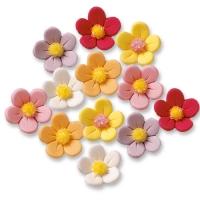 120 St. Feinzucker-Blumen