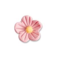 96 St. Feinzuckerblumen klein rosa