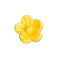 96 St. Feinzuckerblumen klein gelb