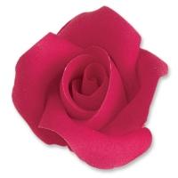 12 St. Tragantzucker Rosen rot, groß