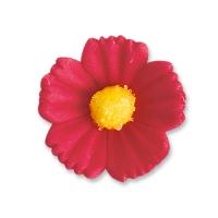 Blumen, rot, mittel