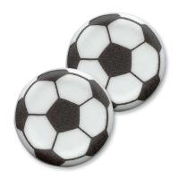 100 St. Dekorschild Fußball
