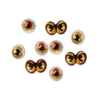 216 Monster Augen, dunkle Schokolade, sortiert