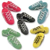 Fußball-Schuhe, bunt