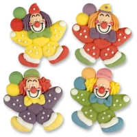 40 St. Clowns, groß