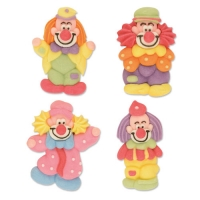 48 St. Clowns, flach