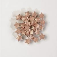 1 St. Streudekor, Zucker-Sterne, Bronze 1,4 kg