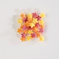 1 St. Streudekor, Zucker-Sterne, bunt 1,4 kg