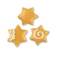 Sterne gelb, klein