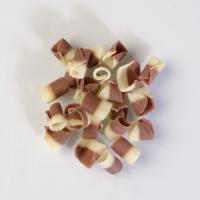 1 St. Locken, Vollmilch- und weiße Schokolade 1,5 kg