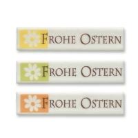 """Dekor-Streifen """"Frohe Ostern"""""""