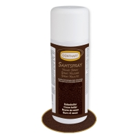 1 St. Samtspray dunkle Schokolade, Kakaobutter
