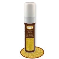 Glitzer-Spray, gold