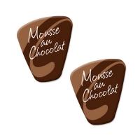 "Spezialitäten-Dekor ""Mousse au Chocolate"""