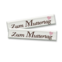 """Dekor-Streifen """"Zum Muttertag"""""""
