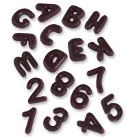 410 St. Buchstaben A-Z, Zahlen 0-9