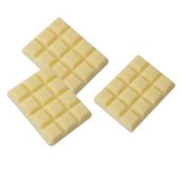 96 St. Mini-Schokoladetafeln, weiße Schokolade