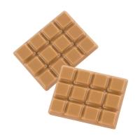 Mini-Schokoladetafeln, blonde Schokolade