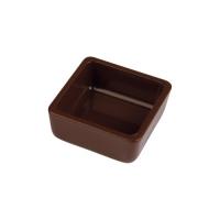 Schokoladenschalen Quadrate 3D