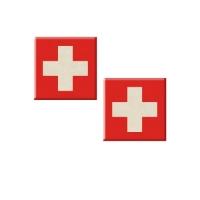 48 St. Aufleger  Schweiz  aus Dekormasse