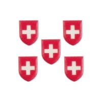 160 St. Dekoraufleger, Schweizer Wappen