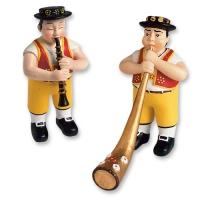 Senn aus Poly mit Alphorn und Klarinette