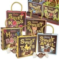 Pralinen-Box Sweet, gefüllt mit feinen Pralinen