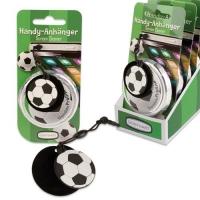 Handy-Anhänger Fußball mit Pralinentaler