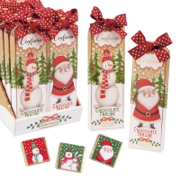 20 St. Kleines Napolitainpräsent Weihnachten, sortiert