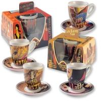 Caffè-Latte-Tassen
