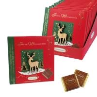 Chocolate Praline Präsent Weihnachten mit Napolitains